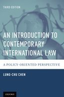 An Introduction to Contemporary International LawA Policy-Oriented Perspective