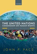 The United Nations Commission on Human Rights'A Very Great Enterprise'