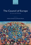 The Council of EuropeIts Law and Policies